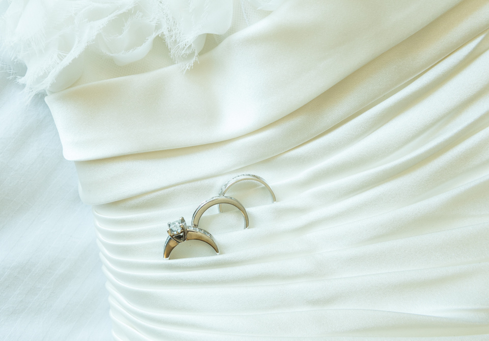destination wedding photography, engagement rings, beautiful gown,
