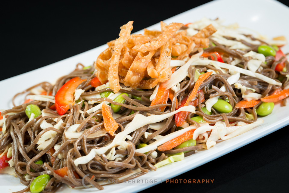 Z's Amazing Kitchen's Soba Noodles